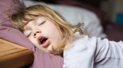 What should you know about mouth breathing in children?